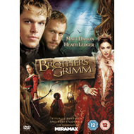 Brothers Grimm (UK-import) (DVD)