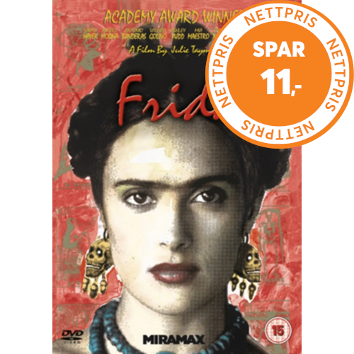 Frida (UK-import) (DVD)