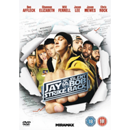 Produktbilde for Jay And Silent Bob Strike Back (UK-import) (DVD)