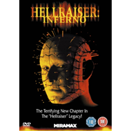 Produktbilde for Hellraiser 5 - Inferno (UK-import) (DVD)