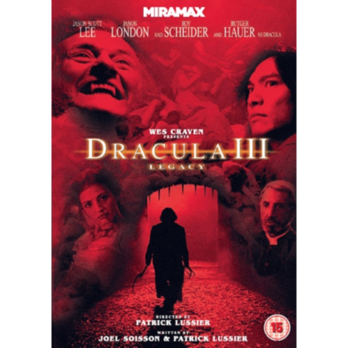 Dracula 3 - Legacy (UK-import) (DVD)