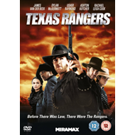 Produktbilde for Texas Rangers (UK-import) (DVD)