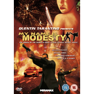 My Name Is Modesty (UK-import) (DVD)