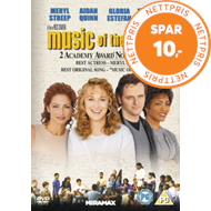 Music Of The Heart (UK-import) (DVD)