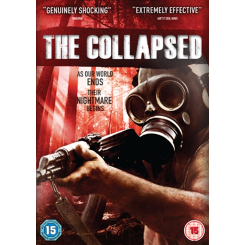 Collapsed (UK-import) (DVD)