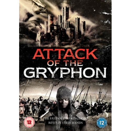 Attack Of The Gryphon (UK-import) (DVD)