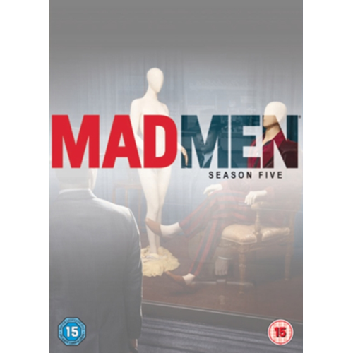Mad Men: Season 5 (UK-import) (DVD)