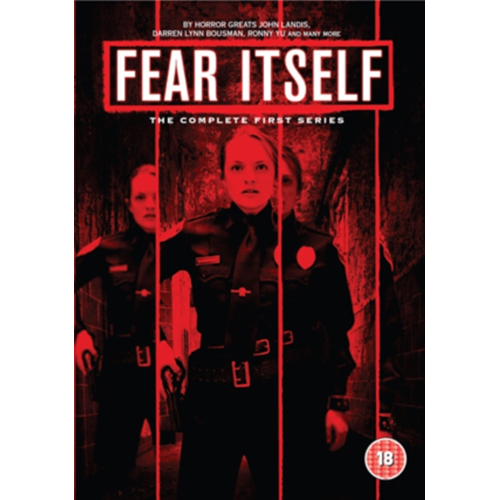 Fear Itself: The Complete First Series (UK-import) (DVD)