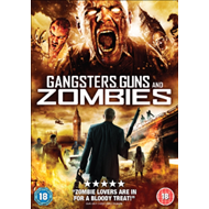 Gangsters, Guns And Zombies (UK-import) (DVD)