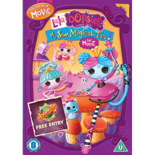 Lala-Oopsies: A Sew Magical Tale - The Movie (UK-import) (DVD)