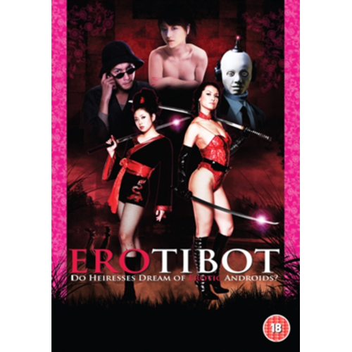 Erotibot (UK-import) (DVD)