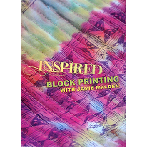 Inspired: Block Printing (UK-import) (DVD)