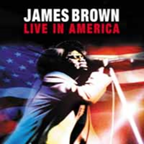 James Brown: Live In America (UK-import) (DVD)