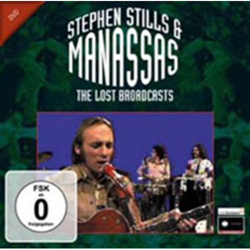 Stephen Stills And Manassas: Lost Broadcasts (UK-import) (DVD)