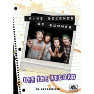 Produktbilde for 5 Seconds Of Summer: Off The Record (UK-import) (DVD)