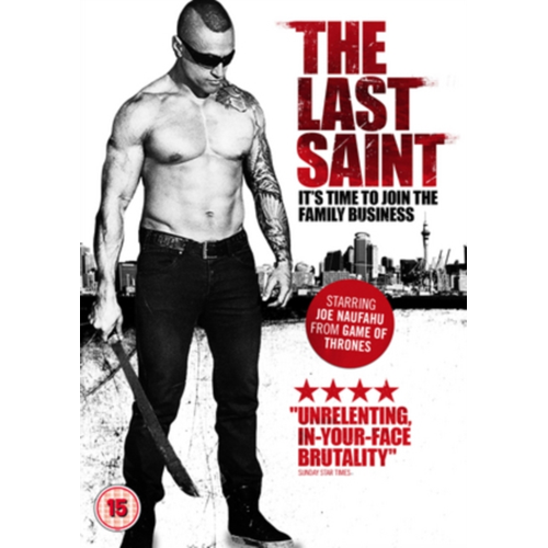 Last Saint (UK-import) (DVD)