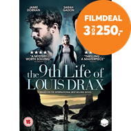 Produktbilde for The 9th Life Of Louis Drax (UK-import) (DVD)