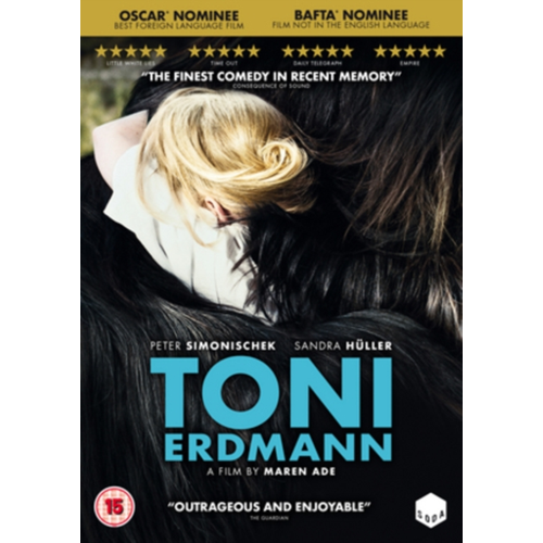 Toni Erdmann (UK-import) (DVD)