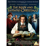 Produktbilde for The Man Who Invented Christmas (UK-import) (DVD)