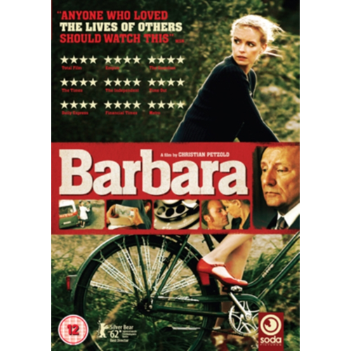 Barbara (UK-import) (DVD)