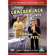 Those Crackerjack Silents - Don And Pete (UK-import) (DVD)