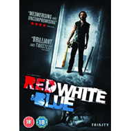 Red White And Blue (UK-import) (DVD)