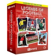 Produktbilde for Arsenal FC: Legends Of Football - Classic Matches (UK-import) (DVD)