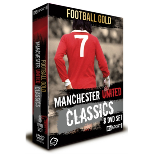 Manchester United: Football Gold - Classics (UK-import) (DVD)