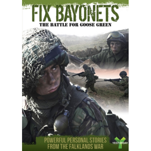 Fix Bayonets - The Battle For Goose Green (UK-import) (DVD)