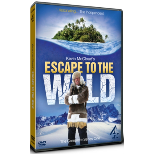 Kevin Mccloud's Escape To The Wild: Series 1 (UK-import) (DVD)
