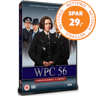 WPC 56: Series 1-3 (UK-import) (DVD)