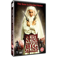 Nude Nuns With Big Guns (UK-import) (DVD)