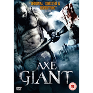 Axe Giant (UK-import) (DVD)