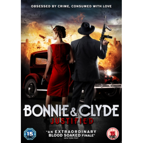 Bonnie And Clyde - Justified (UK-import) (DVD)
