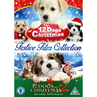 12 Dogs Of Christmas/12 Dogs Of Christmas: Great Puppy Rescue (UK-import) (DVD)