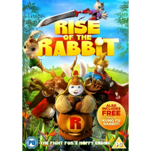Rise Of The Rabbit (UK-import) (DVD)