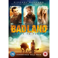 Bad Land - Road To Fury (UK-import) (DVD)