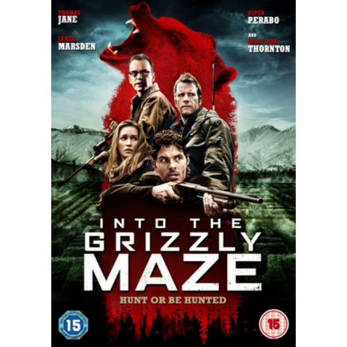 Into The Grizzly Maze (UK-import) (DVD)
