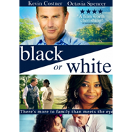Produktbilde for Black Or White (UK-import) (DVD)