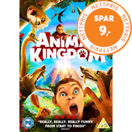 Animal Kingdom - Let's Go Ape (UK-import) (DVD)