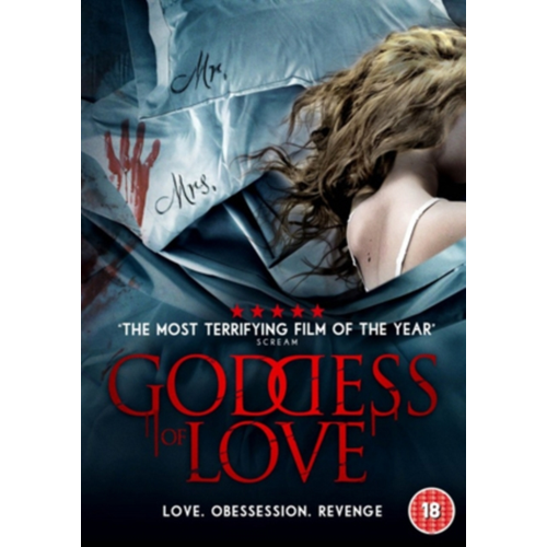 Goddess Of Love (UK-import) (DVD)