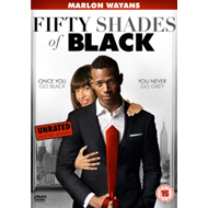 Produktbilde for Fifty Shades Of Black (UK-import) (DVD)