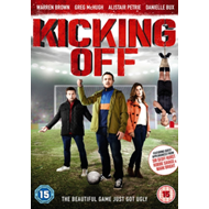 Kicking Off (UK-import) (DVD)