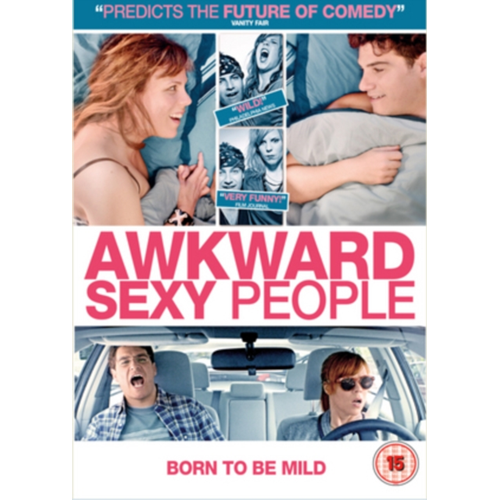 Awkward Sexy People (UK-import) (DVD)