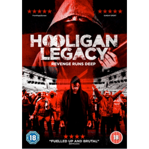 Hooligan Legacy (UK-import) (DVD)
