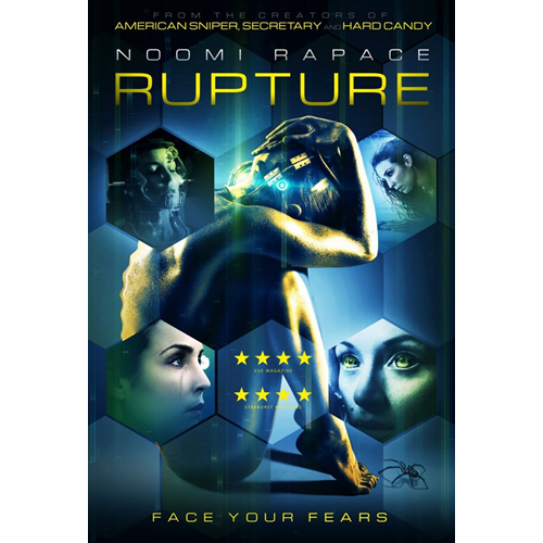 Rupture (UK-import) (DVD)