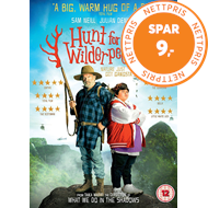 Hunt For The Wilderpeople (UK-import) (DVD)