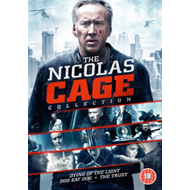 Produktbilde for The Nicolas Cage Collection (UK-import) (DVD)