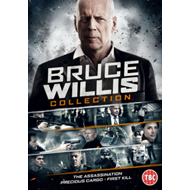 Bruce Willis Collection (UK-import) (DVD)