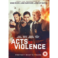 Produktbilde for Acts Of Violence (UK-import) (DVD)